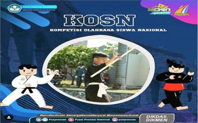 Kompetisi Olahraga Siswa Nasional (KOSN) 2020